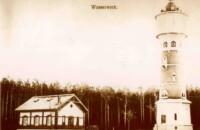 Trochę historii – wieża ciśnień